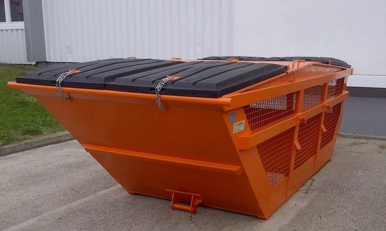 Mulden und container verleih in wien und nieder sterreich for Welche deckel sammeln